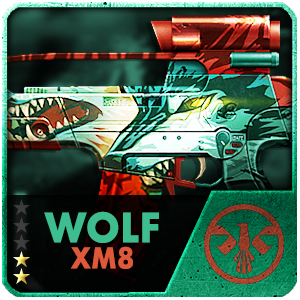 WOLF XM8 (Permanent)