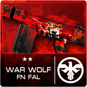 WAR WOLF FN FAL (Permanent)