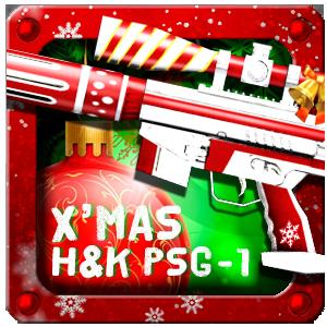 X-MAS H&K PSG-1 (Permanent)