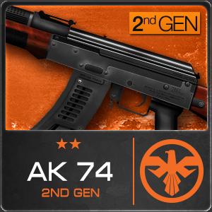 AK74 2ND GEN (Permanent)