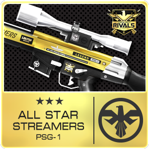 ALL STAR STEAMING PSG-1 (Permanent)