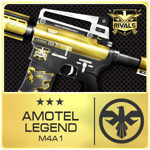 AMOTEL LEGEND M4A1 (Permanent)