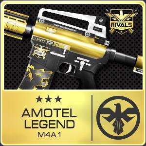 AMOTEL LEGEND M4A1 (Permanent)