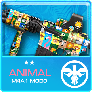 ANIMAL M4A1 MOD0 (Permanent)