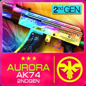 AURORA AK74 2ND GEN (Permanent)