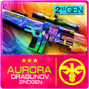 AURORA DRAGUNOV 2ND GEN (Permanent)