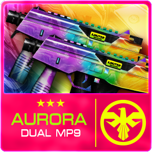 AURORA DUAL MP9 (Permanent)