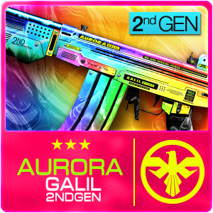 AURORA GALIL 2ND GEN (Permanent)