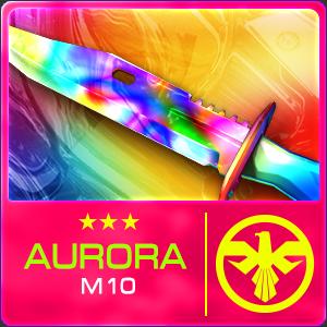 AURORA M10 (Permanent)