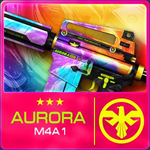 AURORA M4A1 (Permanent)