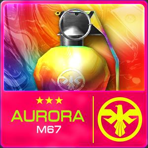 AURORA M67 (Permanent)