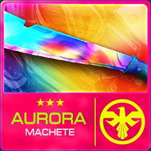 AURORA MACHETE (Permanent)