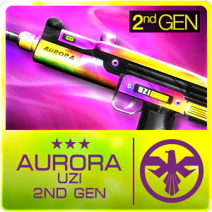 AURORA UZI 2ND GEN (Permanent)