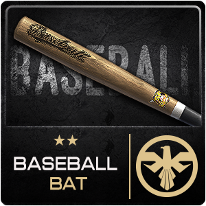 BASEBALL BAT (Permanent)