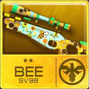 BEE SV-98 (Permanent)