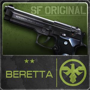 BERETTA (Permanent)