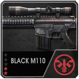 Black M110 (Permanent)