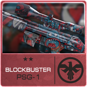 Blockbuster PSG-1 (Permanent)