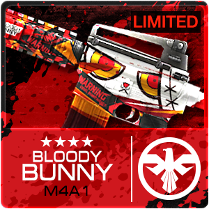 BLOODY BUNNY M4A1 (Permanent)
