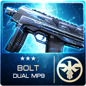 BOLT DUAL MP9 (Permanent)