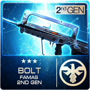 BOLT FAMAS 2ND GEN (Permanent)