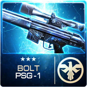 BOLT PSG-1 (Permanent)