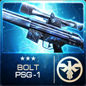 BOLT PSG-1 (Permanent)