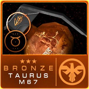 BRONZE TAURUS M67 (Permanent)