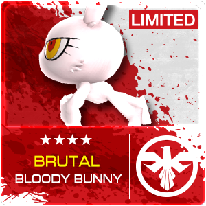 Brutal Bloody Bunny (Permanent)