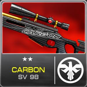 CARBON SV-98 (Permanent)