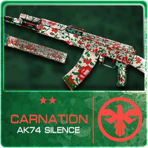 CARNATION AK74 SILENCE (Permanent)