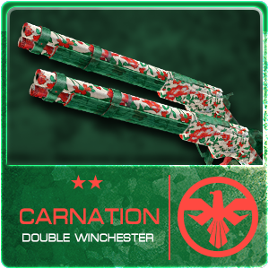 CARNATION DOUBLE WINCHESTER (Permanent)
