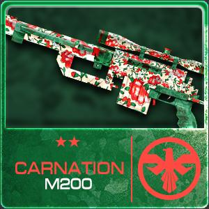 CARNATION M200 (Permanent)