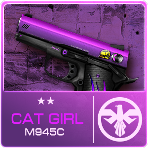 CAT GIRL M945C (Permanent)