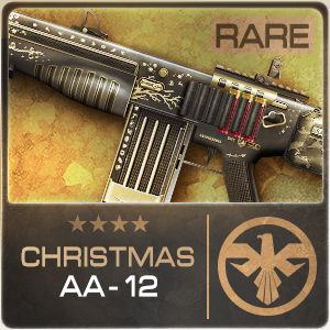CHRISTMAS AA-12 (Permanent)
