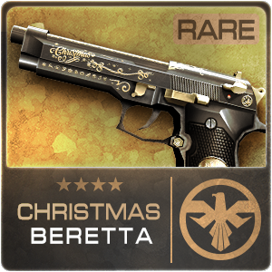 CHRISTMAS BERETTA (Permanent)