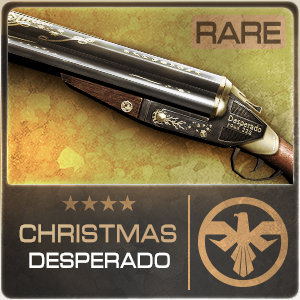 CHRISTMAS DESPERADO (Permanent)