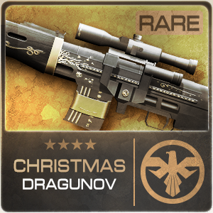 CHRISTMAS DRAGUNOV (Permanent)
