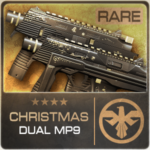 CHRISTMAS DUAL MP9 (Permanent)