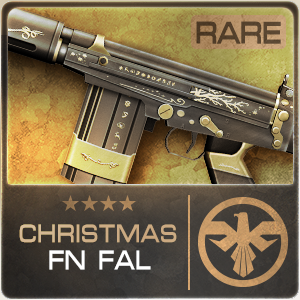 CHRISTMAS FN FAL (Permanent)