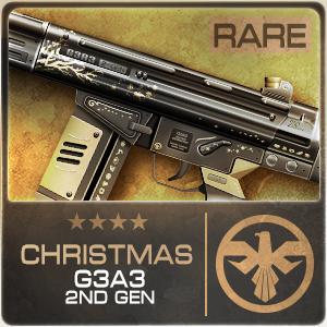 CHRISTMAS G3A3 2ND GEN (Permanent)