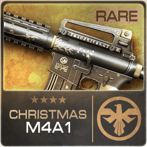CHRISTMAS M4A1 (Permanent)
