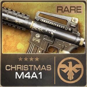 CHRISTMAS M4A1 (Permanent)