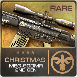 CHRISTMAS MSG-90DMR 2ND GEN (Permanent)