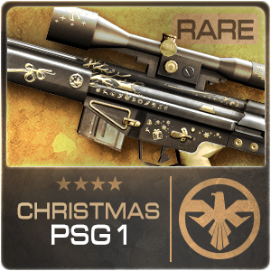 CHRISTMAS PSG-1 (Permanent)