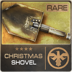 CHRISTMAS SHOVEL (Permanent)