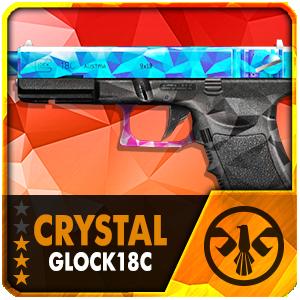 CRYSTAL GLOCK18C (14 Days)