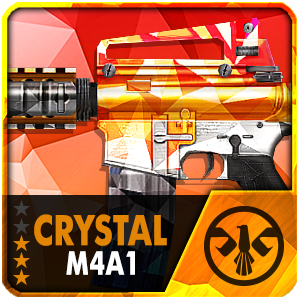CRYSTAL M4A1 (Permanent)