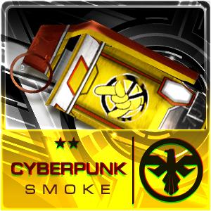 CYBERPUNK SMOKE (Permanent)