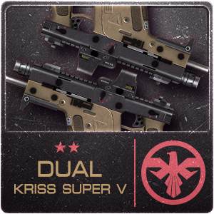 DUAL KRISS SUPER V (Permanent)